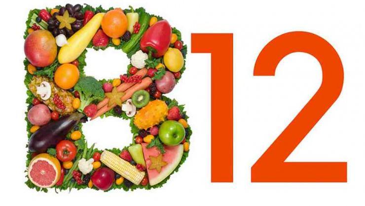 b-12 vitamini
