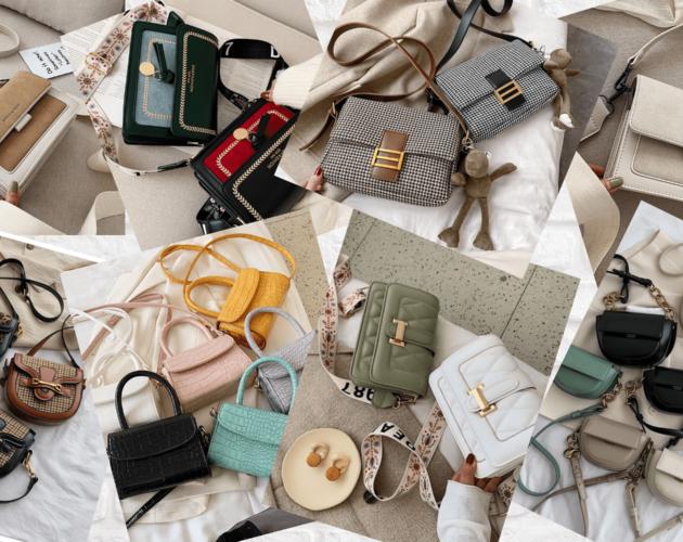 küçük çantalar