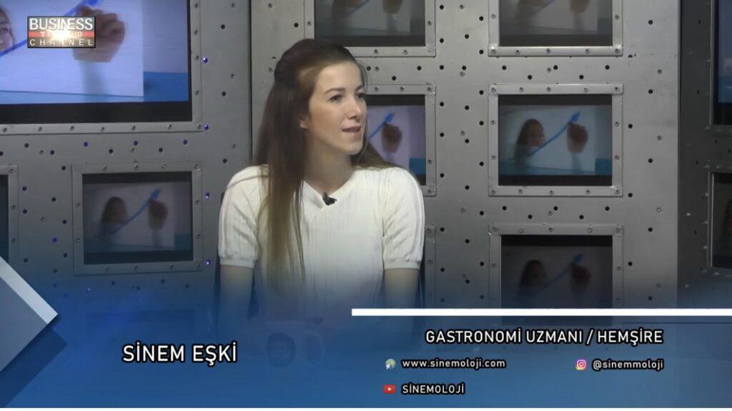 işkolik sema baysal business channel türk tv
